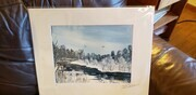 "Prints: 16"" x 20"" West Branch Of The Oswegatchie River"