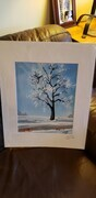"Prints: 16"" x 20"" Crystalline Entity"