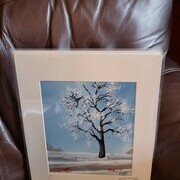 "Prints: 11"" x 14"" Crystalline Entity"